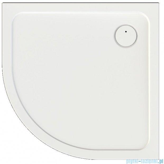 Sanplast Free Line brodzik półokrągły BP/FREE 80x80x2,5 cm +STB 615-040-4420-01-000