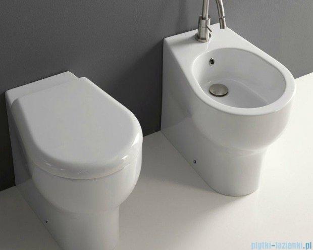 Kerasan K09 miska WC stojąca 50 cm 3616