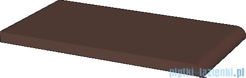 Paradyż Natural brown klinkier parapet 13,5x24,5