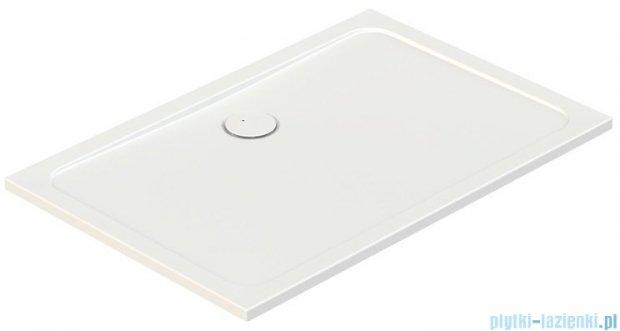Sanplast Free Line brodzik prostokątny B/FREE 75x90x2,5 cm + stelaż 615-040-4310-01-000