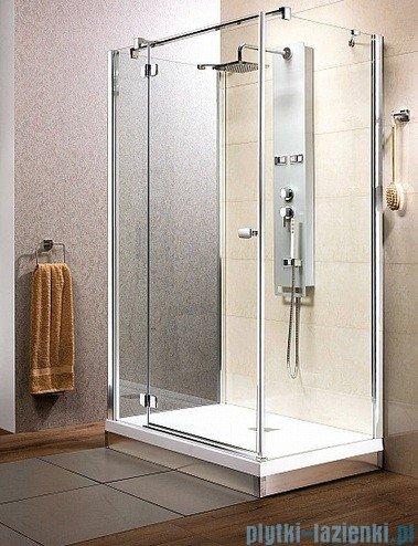Radaway Kabina prysznicowa Fuenta KDJ+S 80x120x80 lewa szkło przejrzyste 381032-01L1 / 381032-01L2