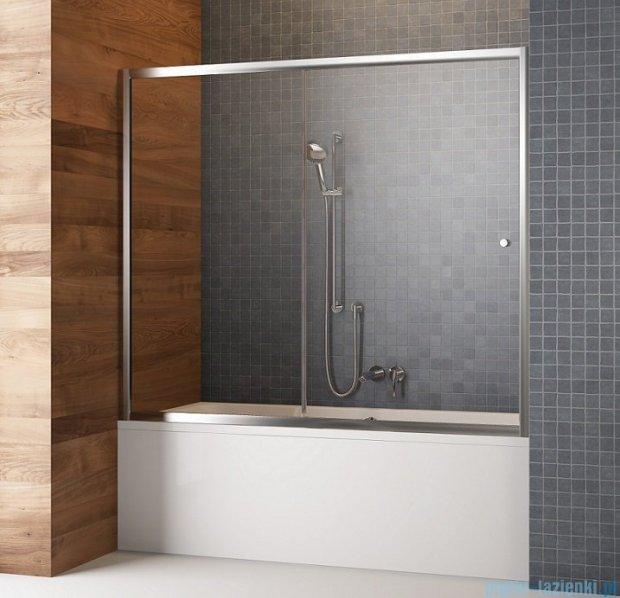 Radaway Vesta Dwj drzwi przesuwne 180 cm szkło przejrzyste 209118-01-01