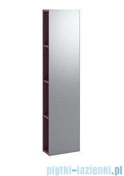 Keramag Icon Xs Lustro z półkami burgund połysk 840029