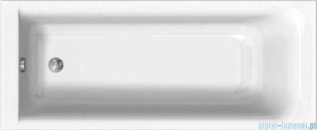 Koło Rekord wanna prostokątna z powłoką AntiSlide 170x70cm XWP1670101