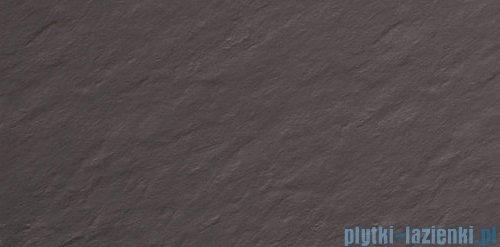 Paradyż Doblo nero struktura płytka podłogowa 29,8x59,8