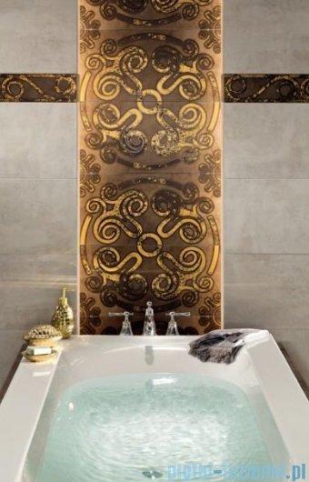 Tubądzin Palacio brown dekor ścienny 29,8x29,8