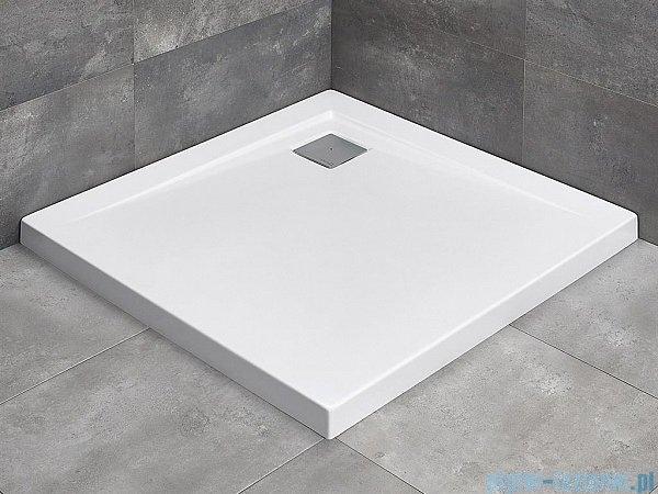 Radaway Brodzik kwadratowy Argos C 100x100x5,5 cm 4AC1010-01