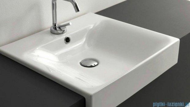 Kerasan Cento Umywalka stojąca lub wisząca 50x45  3546
