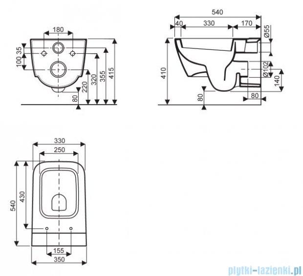 Koło Life! zestaw reflex Technic GT z Rimfree z systemem Smart Fresh 99343900