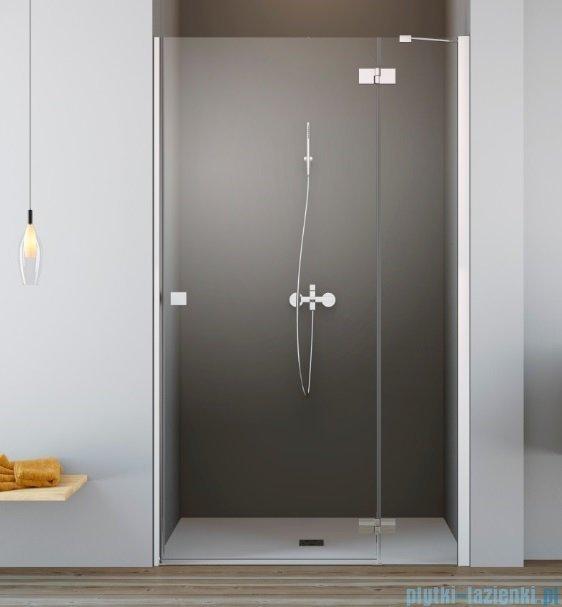 Radaway Essenza New Dwj drzwi wnękowe 110cm prawe szkło przejrzyste 385015-01-01R