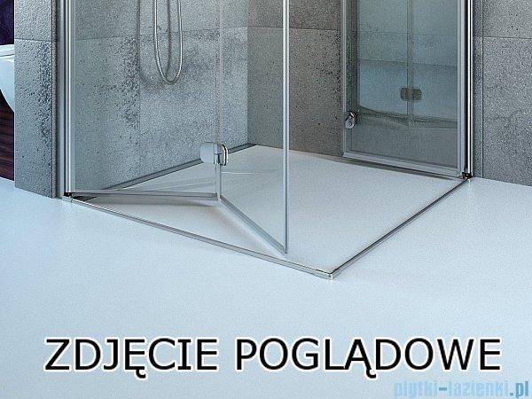 Radaway Arta Kds I kabina 100x80cm lewa szkło przejrzyste 386620-03-01L/386100-03-01L/386110-03-01
