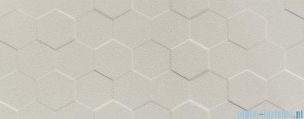 Tubądzin Elementary dust hex STR płytka ścienna 29,8x74,8