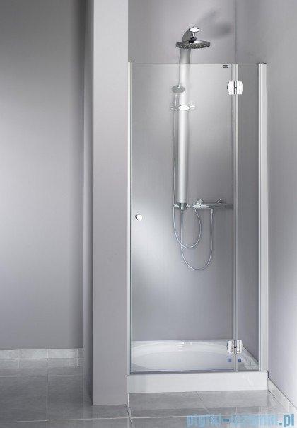 Aquaform Sol drzwi wnękowe De Luxe 100cm szkło przejrzyste prawe 06065