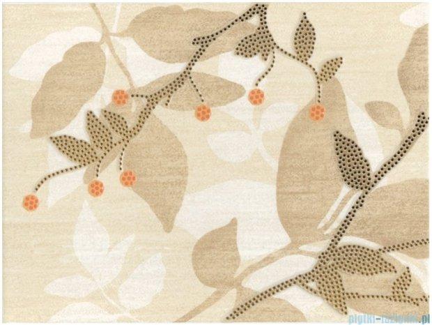 Kwadro Begonia beige inserto B 25x33,3
