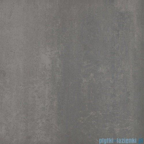 Paradyż Mistral grafit satyna płytka podłogowa 59,8x59,8