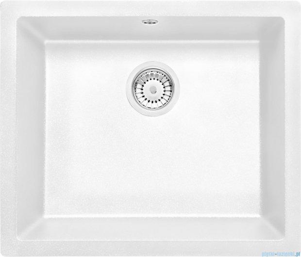 Deante Corda komora podblatowa 46x55 cm alabaster ZQA A10C