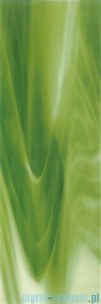 My Way murano verde A uniwersalne inserto szklane 25x75