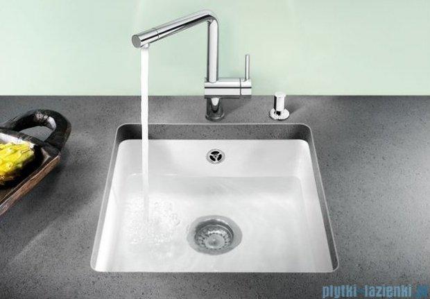 Blanco Subline 375-U Komora podwieszana ceramiczna kolor:  jaśmin z kor. aut.  516040
