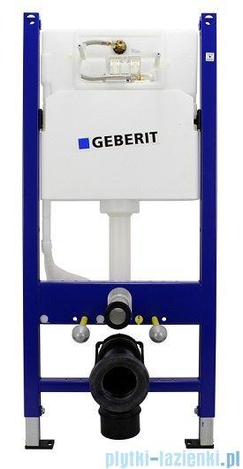 Geberit DuofixBasic stelaż podtynkowy do WC UP100 Delta H112 + wsporniki + przekładka 111.153.00.1