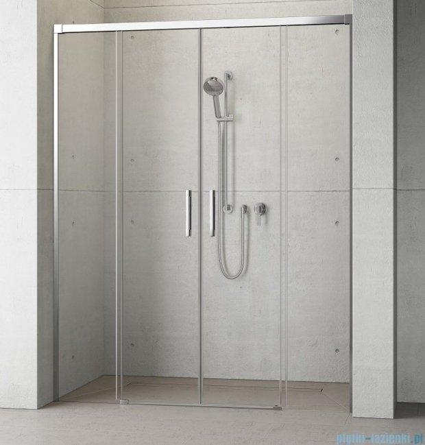 Radaway Idea Dwd drzwi wnękowe 170cm szkło przejrzyste 387127-01-01