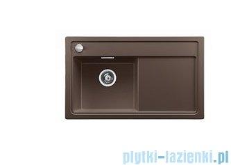Blanco Zenar 45 S  Zlewozmywak Silgranit PuraDur komora lewa kolor: kawowy z kor. aut. i jesionową deską do krojenia 519229