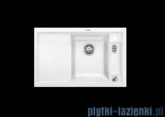 Blanco Axia II 45 S zlewozmywak Silgranit PuraDur kolor: biały  z k. aut. i akcesoriami  516779