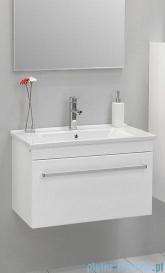 Antado Variete ceramic szafka z umywalką ceramiczną 72x43x40 biały połysk FM-AT-442/75+UCS-AT-75