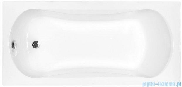 Besco Aria 170x70cm wanna prostokątna #WAA-170-PA