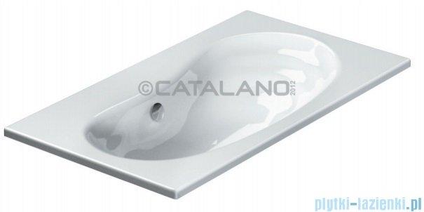 Catalano Impronta 83 umywalka meblowa  83x48 cm biała 183IM00