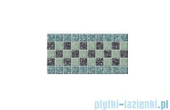 Listwa podłogowa mozaikowa Tubądzin Tartan 2 33,3x16,6