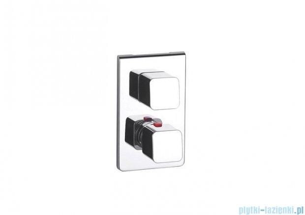 Roca Thesis Bateria wannowo-natryskowa podtynkowa z termostatem A5A2850C00