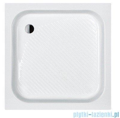 Sanplast Brodzik kwadratowy Classic 70x70x15cm + stelaż 615-010-0010-01-000