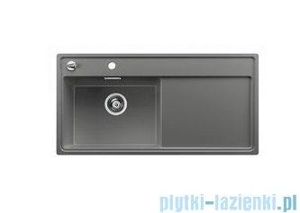 Blanco Zenar XL 6 S-F  Zlewozmywak Silgranit PuraDur komora lewa kolor: alumetalik z kor. aut. i deską do krojenia z drewna jesionowego 519325