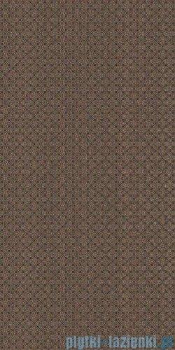 Paradyż Meisha brown B inserto ścienne 30x60