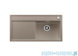 Blanco Zenar XL 6 S  Zlewozmywak Silgranit PuraDur komora prawa kolor: tartufo z kor. aut. i jesionową deską do krojenia 519238