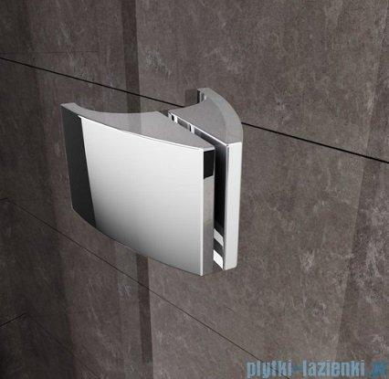Ravak Drzwi prysznicowe obrotowe Pivot PDOP2-100 satyna transparent 03GA0U00Z1