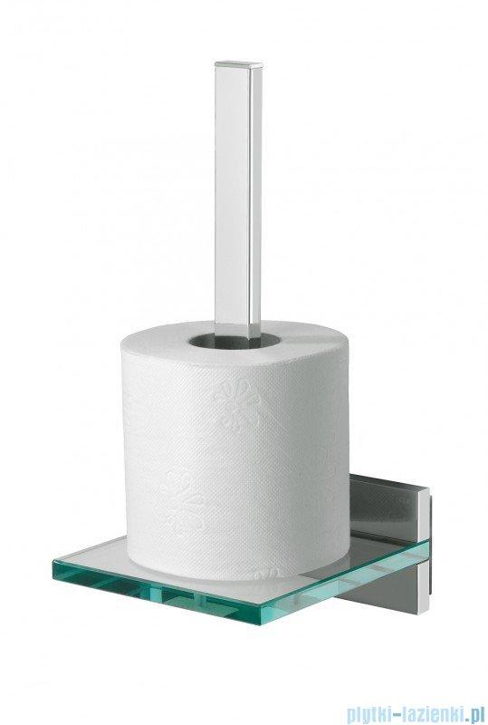 Tiger Safira Uchwyt na zapas papieru toaletowego chrom 2629.03
