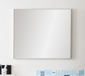 Antado lustro w aluminiowej ramie 140x80cm AL-140X80