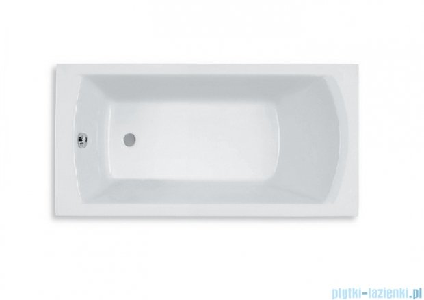 Roca Linea wanna 160x70cm z hydromasażem Smart Water Plus A24T021000