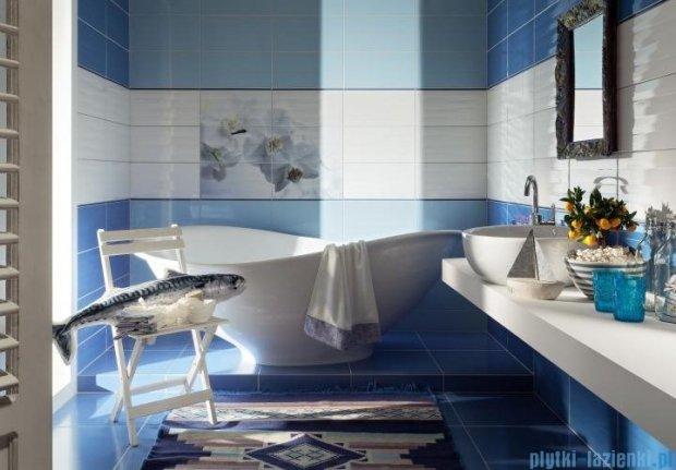 Tubądzin Maxima blue płytka ścienna 22,3x44,8
