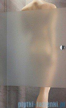 Radaway Almatea Kdj Gold kabina kwadratowa 80x80 Lewa szkło intimato 32112-09-12NL