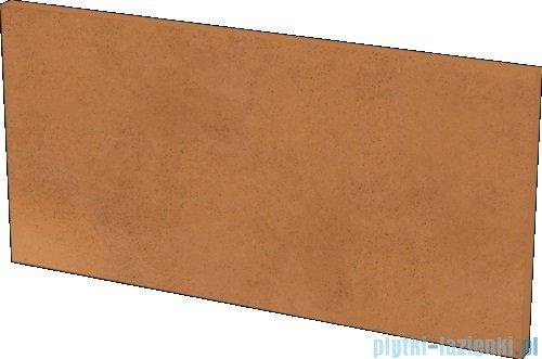 Paradyż Aquarius brown klinkier podstopnica 14,8x30