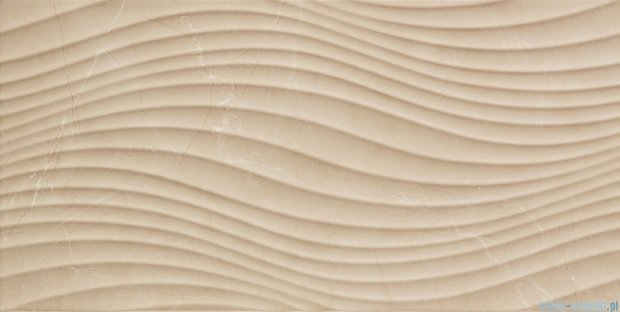 Tubądzin Gobi beige desert płytka ścienna 30,8x60,8