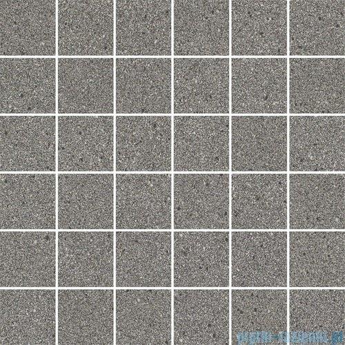 Paradyż Duroteq grafit poler mozaika 29,8x29,8
