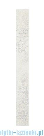 Paradyż Meltemi bianco listwa 7,9x75
