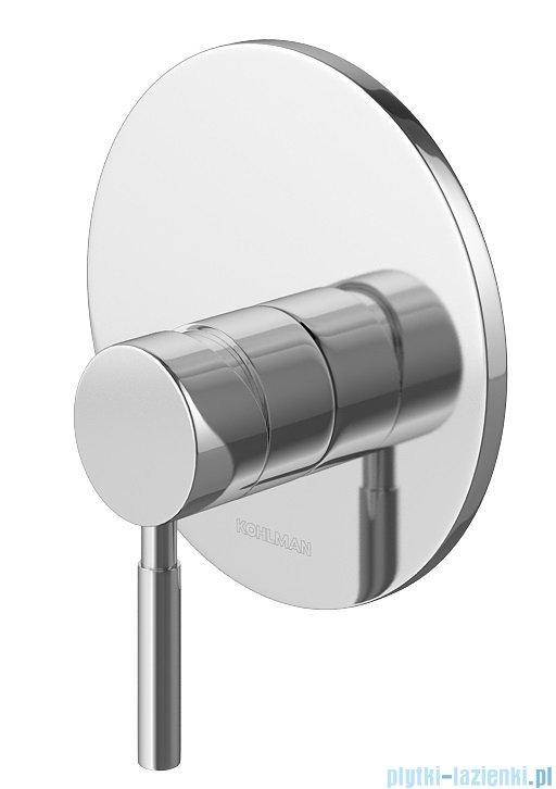 Kohlman Roxin zestaw prysznicowy chrom QW220RR30