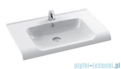 Cerastyle Anova umywalka 80x49,5cm meblowa / ścienna 090700-u
