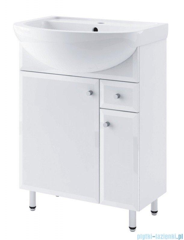 Aquaform Dallas szafka podumywalkowa 60cm biały 0401-530120