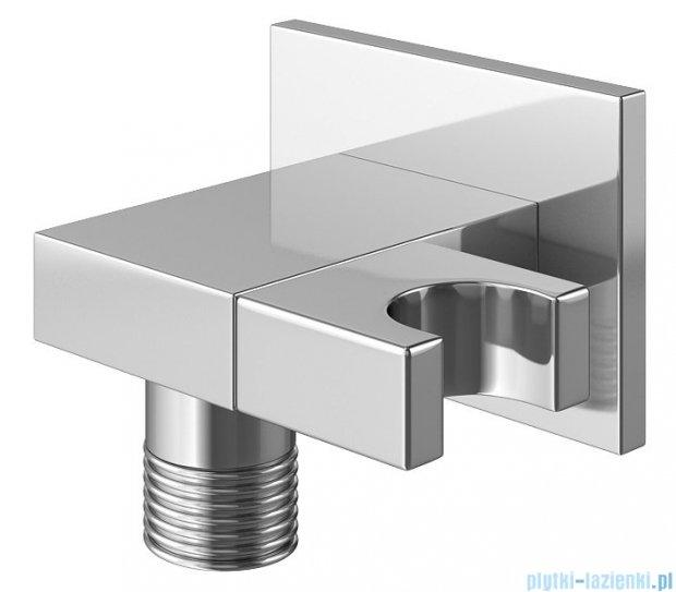 Kohlman Dexame zestaw prysznicowy chrom QW210DQ40