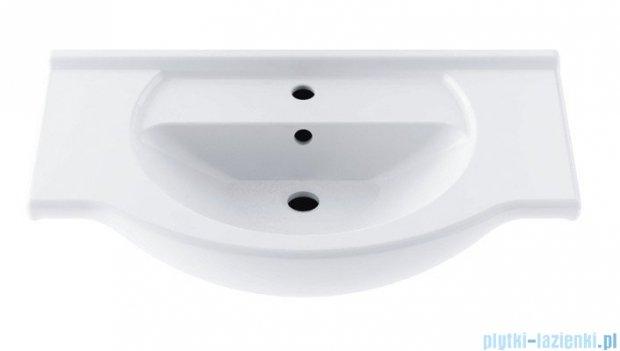 Aquaform umywalka 95cm biała 0448-450000
